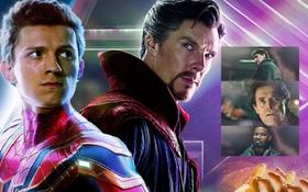 Trailer Spider-Man 3 bất ngờ bị leak toàn bộ, Doctor Strange xuất hiện cùng 3 phản diện huyền thoại khiến dân mạng phát cuồng