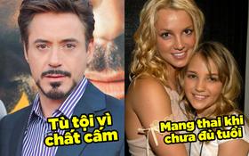 5 sao Hollywood vì đời tư mà làm hỏng phim lớn: Tài tử Iron Man bị sa thải vì ma túy, em gái Britney vướng bê bối tình dục
