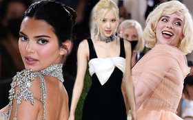 Cảm hứng đằng sau loạt xiêm y tại Met Gala 2021: Outfit của Rosé hóa ra cũng có ý nghĩa, Billie Eilish, Kendall Jenner tri ân 2 minh tinh Hollywood