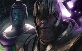 """5 cái tên trên phim Marvel đủ sức biến Thanos thành """"tuổi tôm"""": Kẻ dễ dàng kết liễu trong 1 nốt nhạc, kẻ khác khinh thường tới mức... bỏ qua!"""