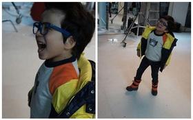 Mason thả phanh với điệu Gangnam Style