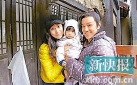 Vợ chồng Trần Hạo Dân hạnh phúc sau scandal ngoại tình