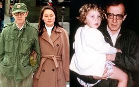 Woody Allen: 3 lần ôm tượng Oscar và 2 lần lạm dụng con gái nuôi