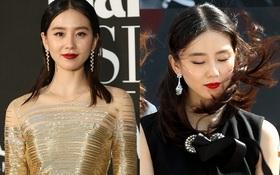 Lưu Thi Thi hút truyền thông Hàn với vẻ đẹp sang trọng