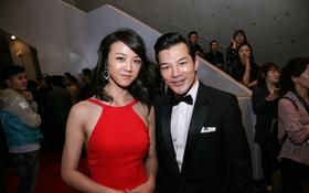 Trần Bảo Sơn hội ngộ Thang Duy tại Hàn Quốc