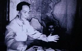 Nhìn lại những hình ảnh hào hùng trong chiến dịch Điện Biên Phủ 1954
