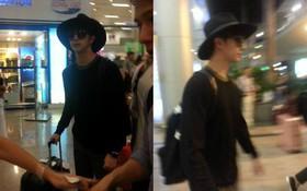 Em trai cưng của Sandara (2NE1) bất ngờ xuất hiện tại Việt Nam