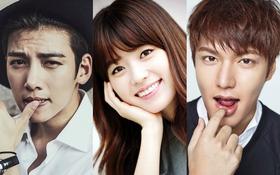 30 nghệ sỹ Hàn Quốc sẽ bước sang tuổi 30 vào năm 2016