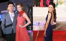 """Dàn sao TVB đọ sắc lộng lẫy trên thảm đỏ """"TVB Sales Presentation 2016"""""""