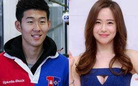 Lộ ảnh hẹn hò trong đêm của cựu thành viên After School cùng tiền đạo nổi tiếng