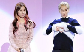 Kim So Eun đẹp lộng lẫy, sánh đôi bên Xiumin (EXO) trong sự kiện