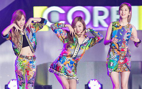 Super Junior, TaeTiSeo, T-ara, SISTAR cùng đổ bộ sân khấu