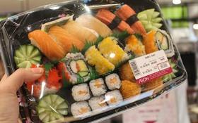 Đồ ăn Nhật dưới 20.000 đồng hút khách Hà Nội xếp hàng nườm nượp