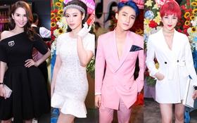 Rợp trời sao đang hot nhất showbiz Việt lộng lẫy đua sắc trên thảm đỏ