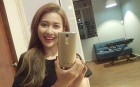 Hot teen Việt tích cực selfie khoe sắc với smartphone LG