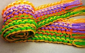 Học móc khăn len đơn giản cho những ngày trở lạnh