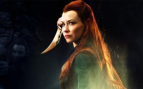 Mỹ nhân The Hobbit 3 không muốn chia tay tiên tộc