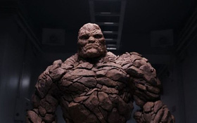 """""""Fantastic Four"""" tung ra hình ảnh cực ngầu của The Thing"""
