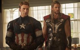"""""""Avengers: Age Of Ultron"""" thống trị Bắc Mỹ một cách tuyệt đối"""