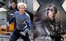 "Quicksilver của ""X-Men: Days of Future Past"" và ""Avengers 2"": Ai hơn ai?"