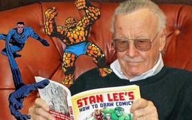 """Stan Lee cho rằng """"Fantastic Four"""" thất bại vì không có ông làm """"khách mời"""""""