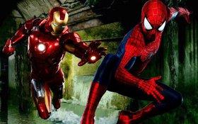 """Iron Man sẽ thiết kế vũ khí cho Spider-man trong """"Civil War"""""""
