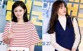 Jang Nara đọ vẻ xinh tươi cùng Goo Hye Sun và Soyeon (T-ara)
