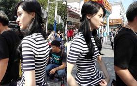 """Trịnh Sảng khiến fan giật mình với thân hình gầy như """"bộ xương di động"""""""