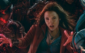 """Vai trò của Scarlet Witch trong """"Captain America: Civil War"""" là một bí ẩn"""