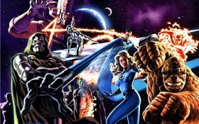 """Fox hy sinh bản quyền """"Fantastic Four"""" để sản xuất TV series """"X-Men"""""""