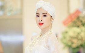 """Netizen Việt: """"Angela Phương Trinh trùm đầu như từ phòng tắm hơi đi ra"""""""