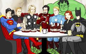 Lật tẩy bí ẩn năng lực của các siêu anh hùng Avengers