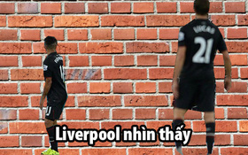 Ảnh chế: Petr Cech lại hóa bức tường khiến các chân sút Liverpool nản lòng