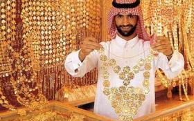 """Choáng với phong cách dùng vàng """"có một không hai"""" tại Dubai"""