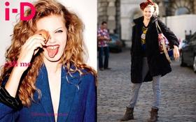 """Lindsey Wixson - siêu mẫu """"răng thưa"""" sớm nổi ở tuổi 19"""