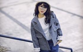 Ấm áp và phong cách với jacket trẻ trung