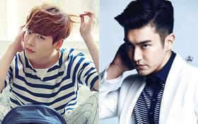 Lee Jong Suk và Choi Siwon khoe hình tượng đối lập trên tạp chí tháng 7