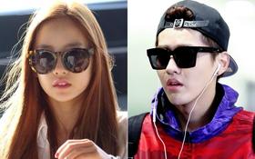 """Những sao Hàn """"mê mệt"""" kính do Jessica thiết kế"""