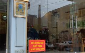 Cháy phòng nghỉ ở Hà Giang, du khách chấp nhận ngủ lều trong trời mưa ẩm ướt