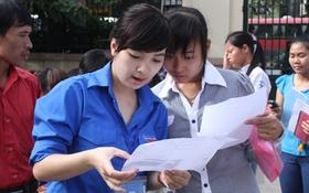 Bộ GD công bố lịch thi tốt nghiệp THPT chi tiết