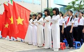 Phó thủ tướng chấn chỉnh việc bật nhạc Quốc ca trong giờ chào cờ
