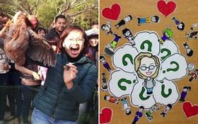 Teen Hà Nội làm clip stop motion cực dễ thương về cô giáo chủ nhiệm