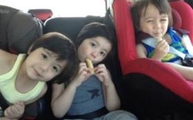 Hình ảnh mới của 3 anh em Mason