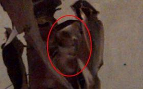 Khuôn mặt đầy ám ảnh trên thanh dầm thép trong vụ 11/9
