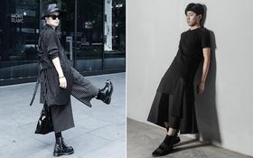 """Nam giới Việt ngày càng hứng thú với thời trang """"nữ tính hóa"""""""