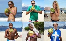 Nhịp sống sôi động như vũ điệu Samba ở nước chủ nhà World Cup 2014