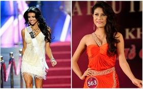 Ngán ngẩm với những màn ứng xử ngô nghê của các thí sinh Hoa hậu