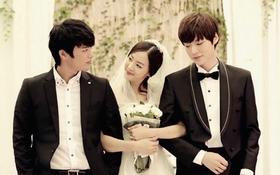 """Muôn kiểu đám cưới """"khác người"""" của sao Hàn trong MV"""