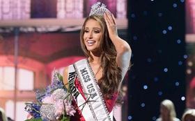 Chiêm ngưỡng nhan sắc tuyệt đẹp của Hoa hậu Mỹ 2014