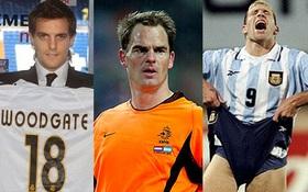 """Những """"tội đồ"""" nổi tiếng nhất trong lịch sử bóng đá"""